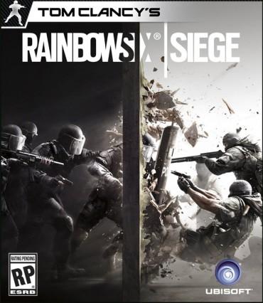 Tom Clancy's Rainbow Six Siege Font