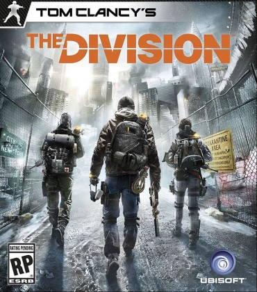 Tom Clancy's The Division Font