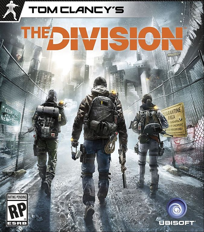 TomClancy'sTheDivision BOX