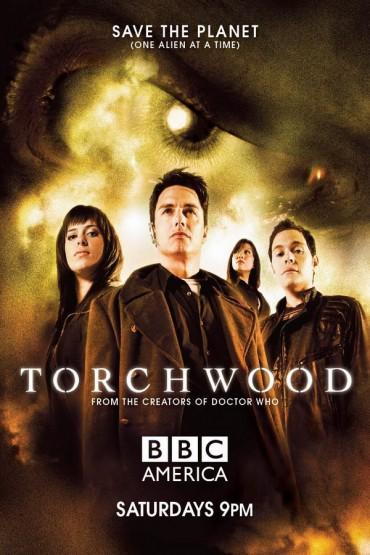 Torchwood Font