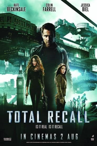 Total Recall Font
