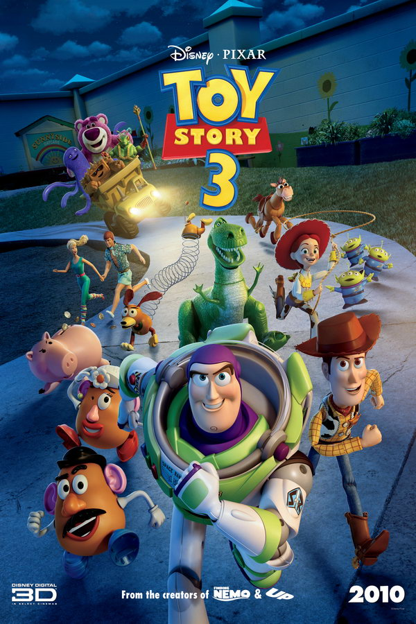 Le logo de Toy Story