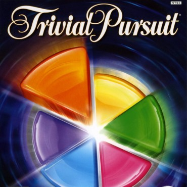 Trivial Pursuit Font