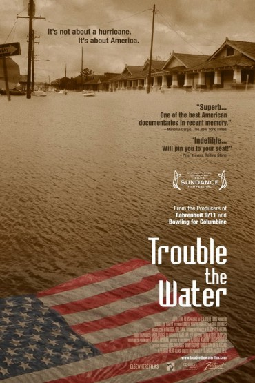 Trouble the Water Font