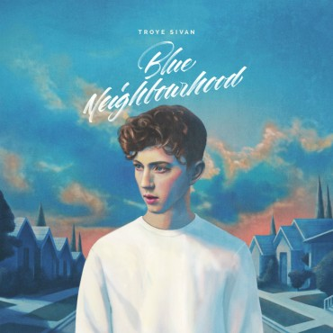 Blue Neighbourhood (Troye Sivan) Font