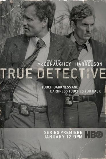 True Detective Font