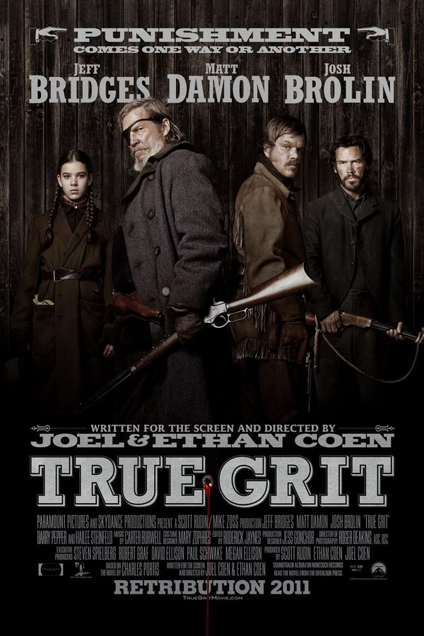 True Grit Font