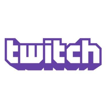 Twitchロゴフォント