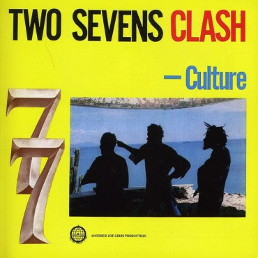 Two Sevens Clash Font