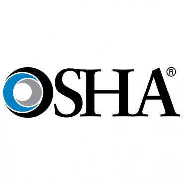 OSHA Logo Font