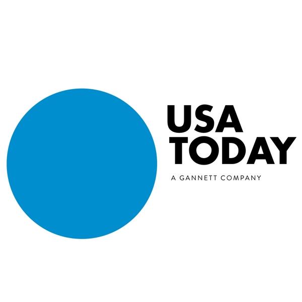 USA Today Font Futura Typeface Logo