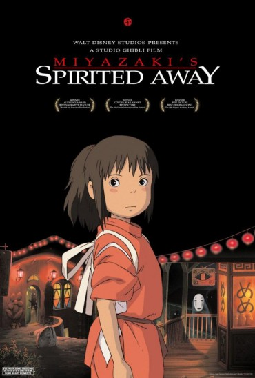 Spirited Away Font