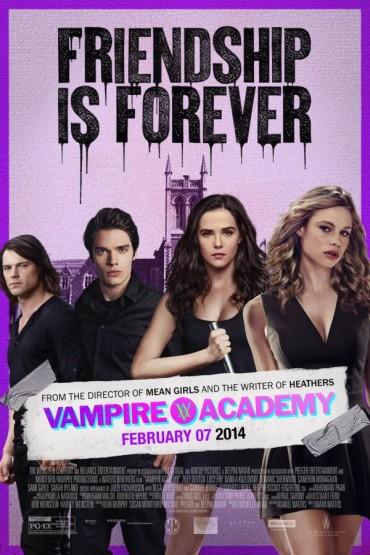 Vampire Academy Font