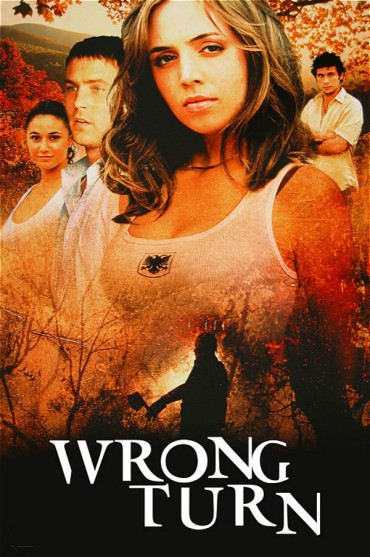 Wrong Turn (film) Font