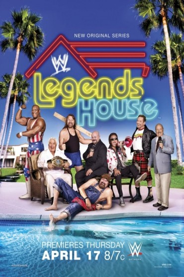 WWE Legends' House Font