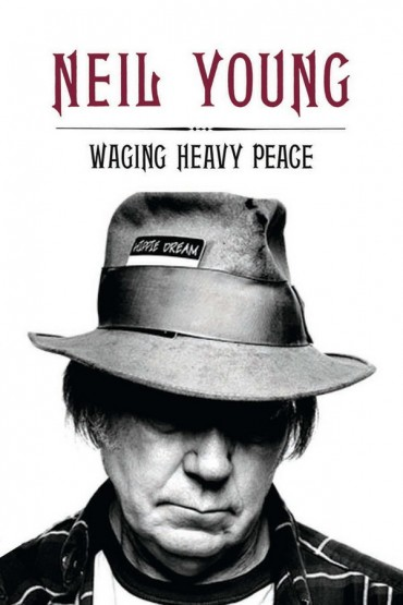 Waging Heavy Peace Font