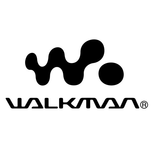 walkman font and walkman logo