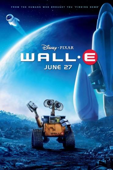 WALL-E Font