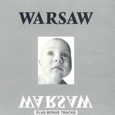 Warsaw Font