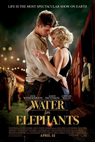 Water for Elephants Font