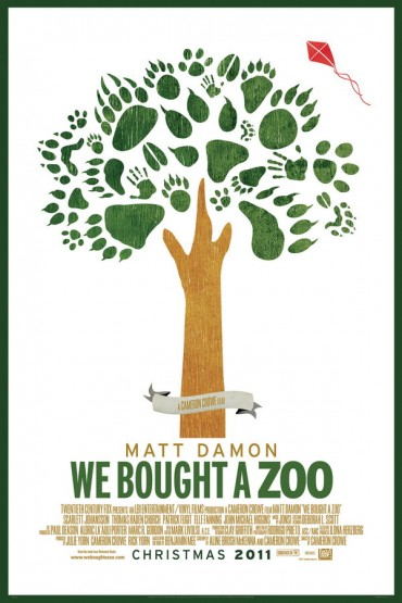 We Bought a Zoo Font