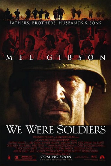 We Were Soldiers Font