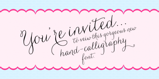 Wedding Fonts - Generate Designs with Wedding Fonts