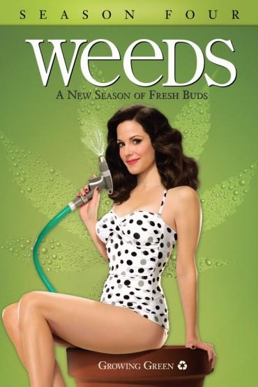 Weeds Font