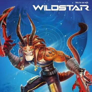 WildStar Font
