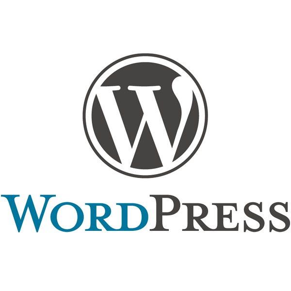 Wordpress Font And Wordpress Logo