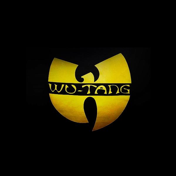 wu tang font and wu tang logo