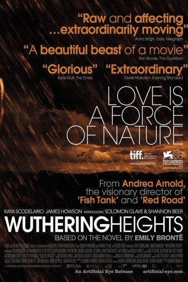 Wuthering Heights Font