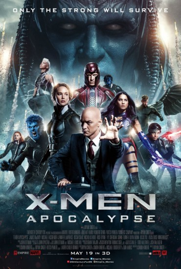 X-Men Apocalypse Font