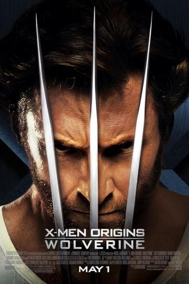 X-Men Origins: Wolverine Font