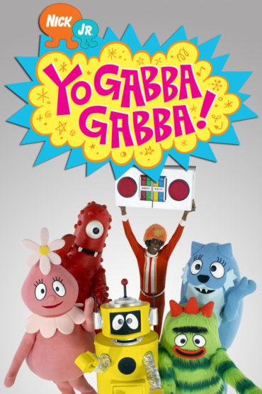 Yo Gabba Gabba Font