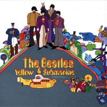 Yellow Submarine Font