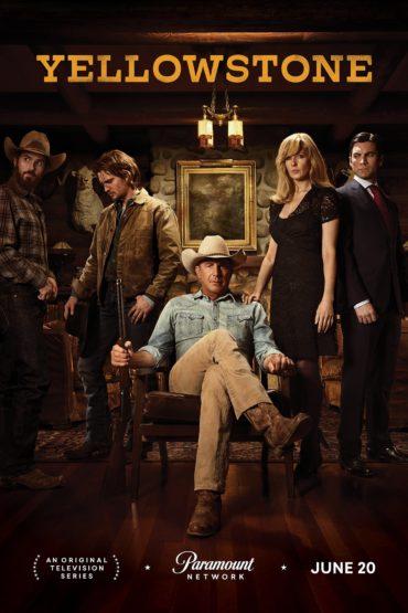 Yellowstone (TV series) Font