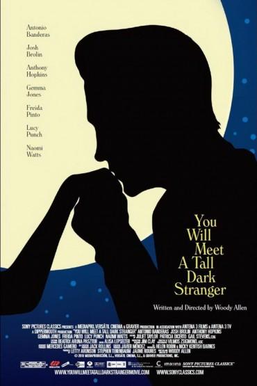 You Will Meet a Tall Dark Stranger Font