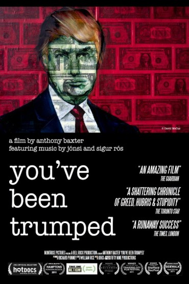 You've Been Trumped Font
