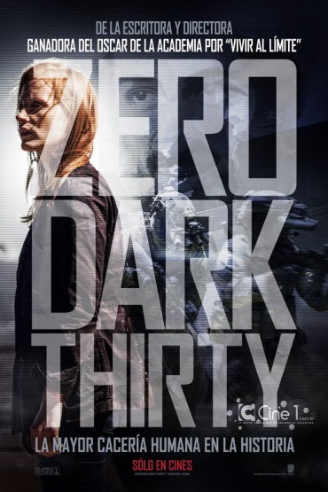 Zero Dark Thirty Font