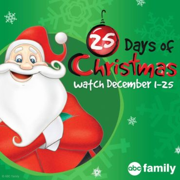 25 Days of Christmas Font