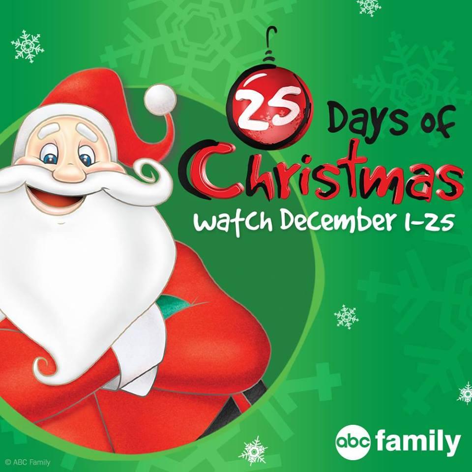 Freeform 25 Days Of Christmas.25 Days Of Christmas Font