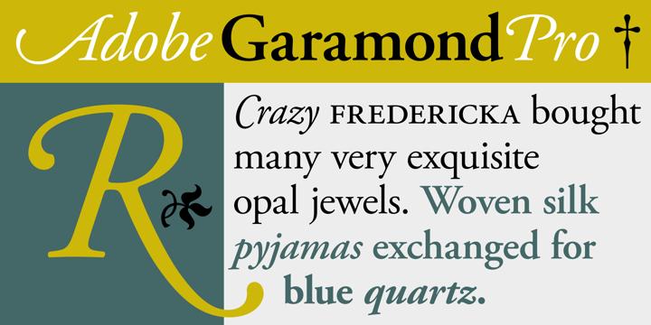 adobe-garamond-font