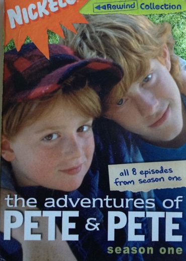 The Adventures of Pete & Pete Font