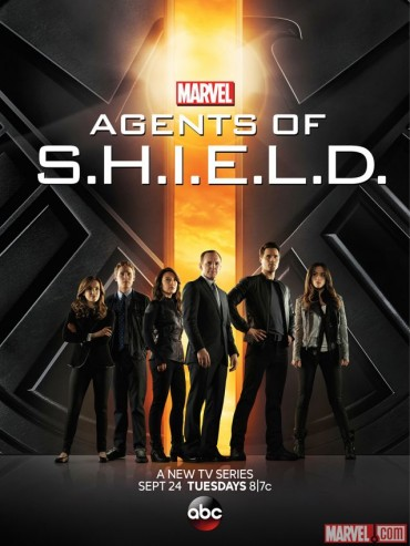 Agents of S.H.I.E.L.D. Font