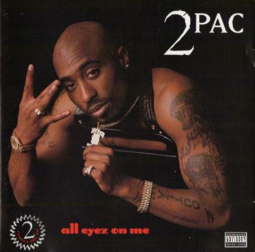 All Eyez on Me Font