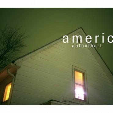 American Football (Band) Font