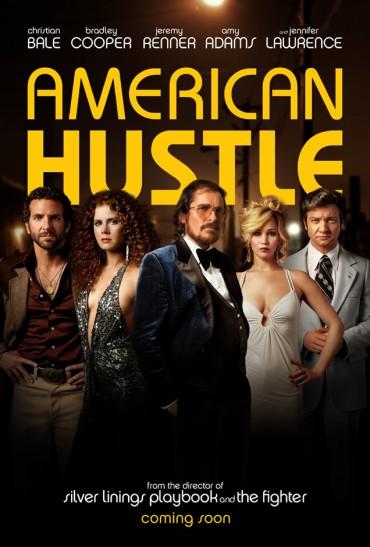 American Hustle Font