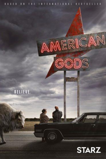 American Gods Font