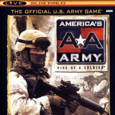 America's Army Font